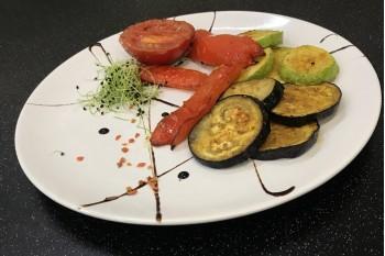 Овощи печеные